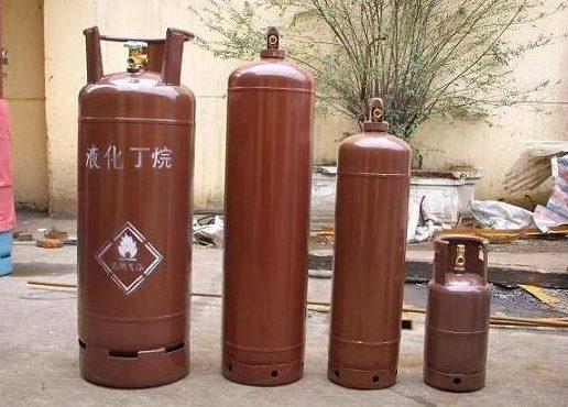 异丁烷气体