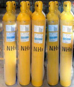 山东高纯氨气厂家直供--批发价格